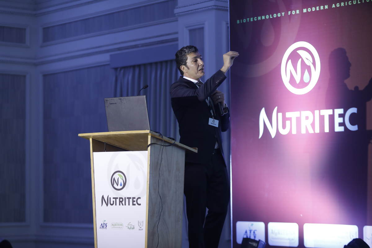 Nutritec first event in Egypt