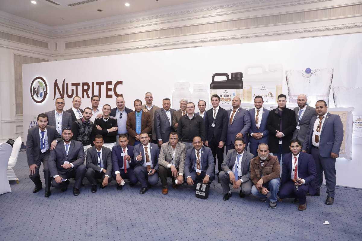 NUTRITEC launch its first event in Egypt